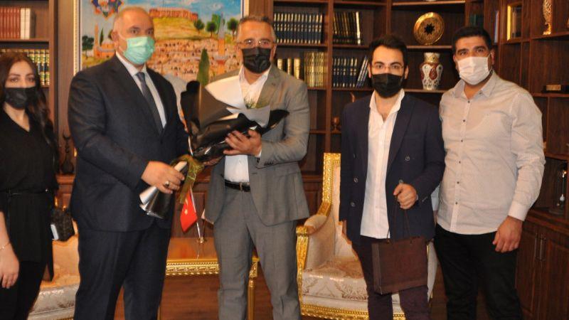 Optisyen Gözlükçüler Odası Nevşehir Temsilciliğinden Ziyaretler