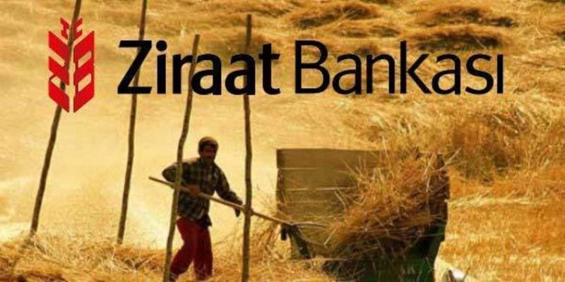 Ziraat Bankası Şirketlerin Değil Çiftçi'nin Borcunu Kapatsın!