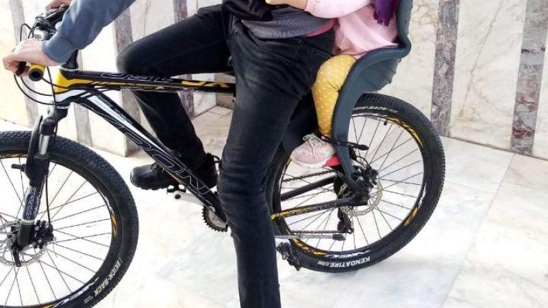 Genç Öğretmenin Bisikletini Apartman Boşluğundan Çaldılar