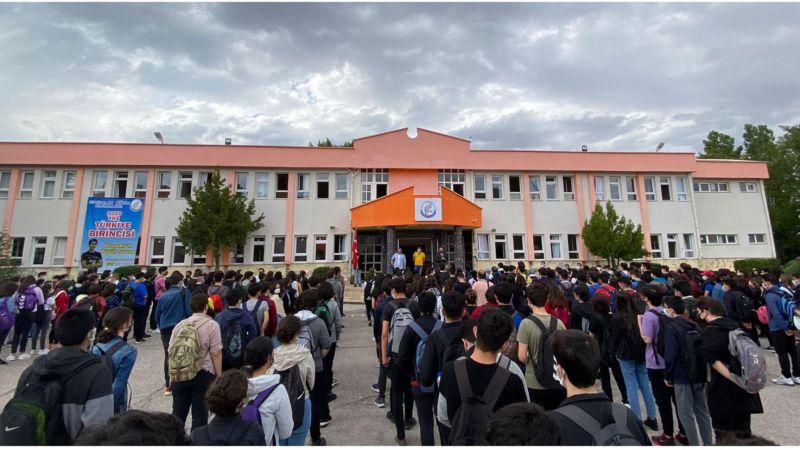 Kardelen'de Dereceye Giren Öğrenciler Ödüllendirildi