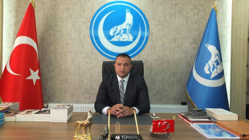 Başkan Türker'den CHP'YE Sert Tepki