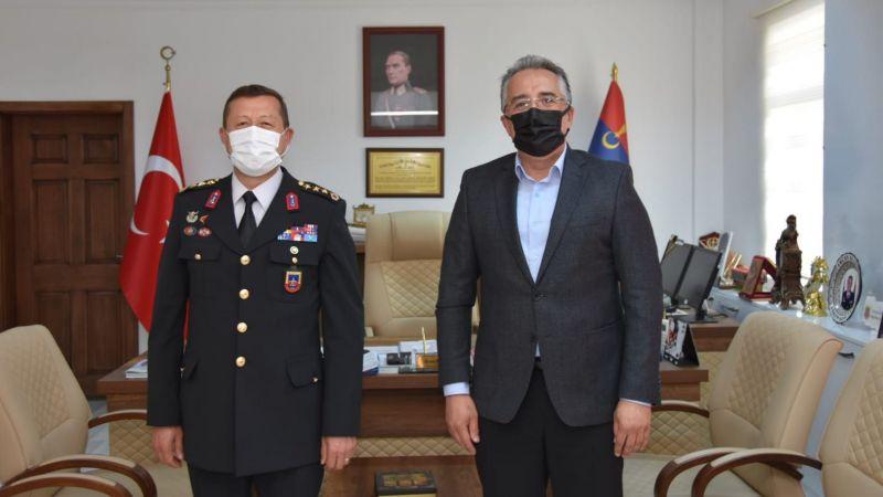 Başkan Savran Bu Anlamlı Günde Jandarma'yı Unutmadı!