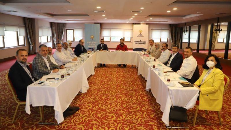 Vekil Açıkgöz AK Parti Kızılcahamam Çalışma Kampına Katıldı