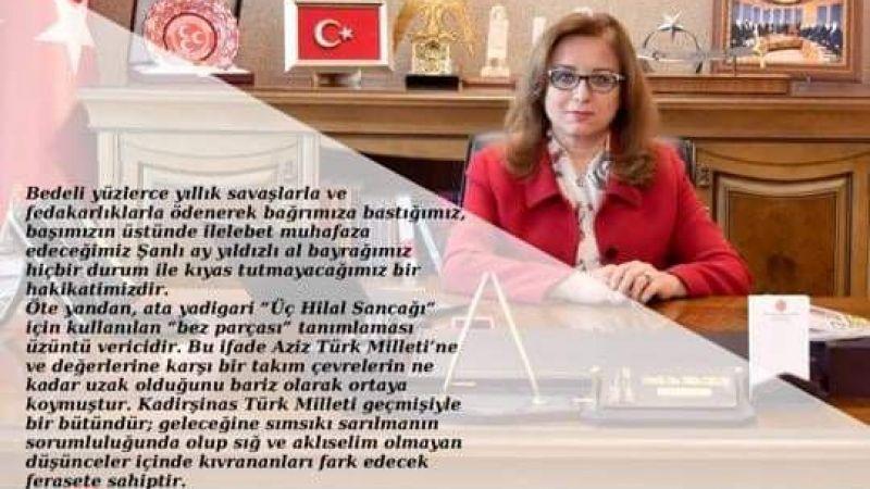 MHP Genel Başkan Yardımcısı Kılıç'tan Vekil Sarıaslan'ın Sözlerine Sert Tepki