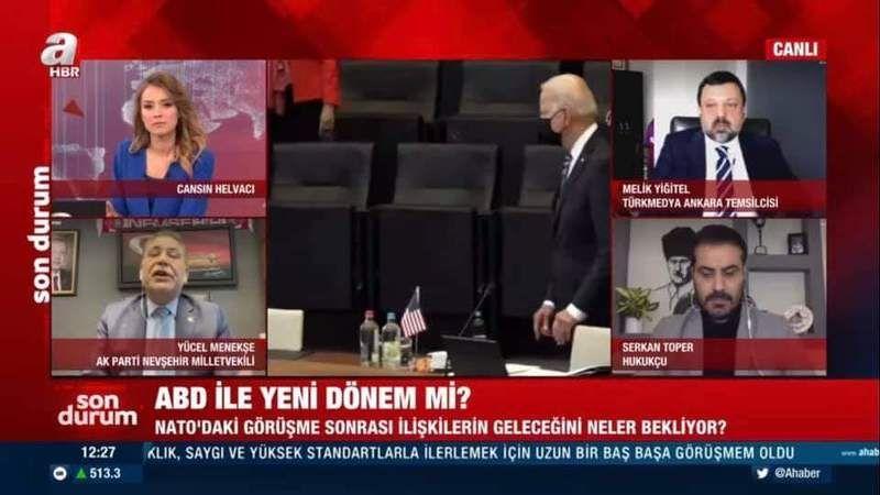 Nevşehir Milletvekili Menekşe A Haber'de Gündemi Değerlendirdi