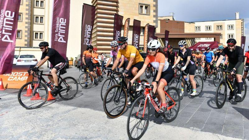 Yol Bisikleti Kampının İkinci Etabı Tamamlandı