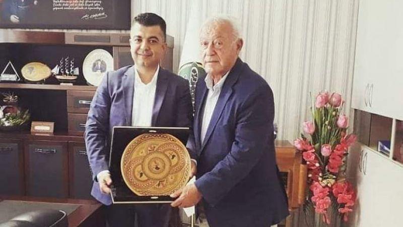 Başkan Özçelik'ten Aktekin Ailesine Başsağlığı Mesajı