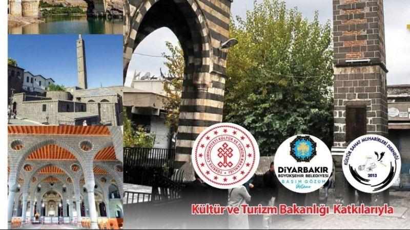 Medya, Kültür Sanat ve Turizm Buluşmaları Diyarbakır'da