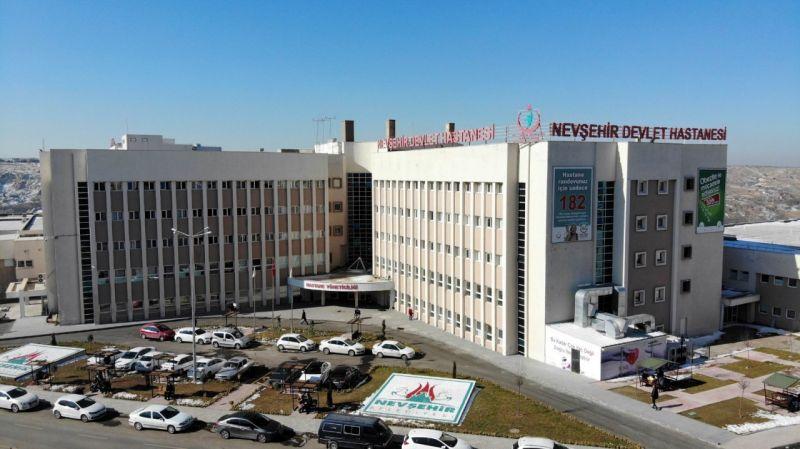 Nevşehir'de 1 günde 4 bin 653 doz aşı vuruldu