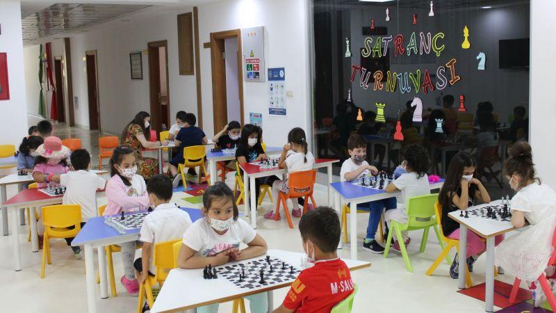 Altınyıldız Anaokulunda Satranç Turnuvası