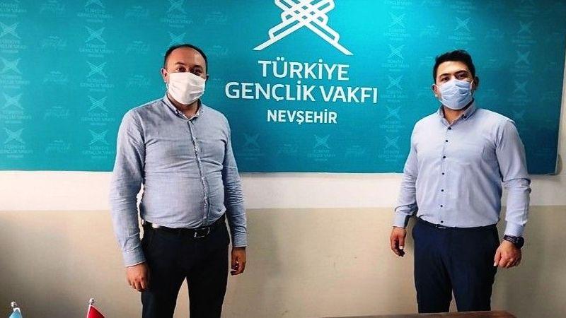 TÜGVA Nevşehir Üç İlçenin Daha Temsilcilerini Atadı