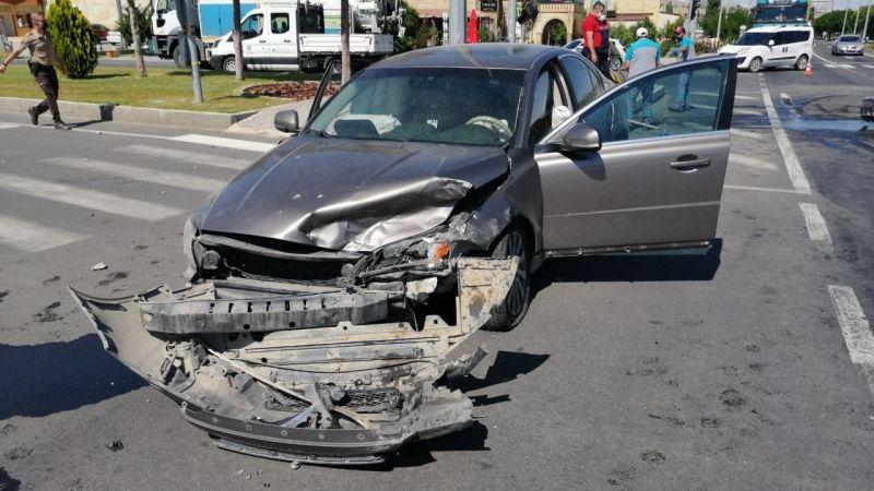Avanos-Göreme Kavşağında Trafik Kazası: 6 Yaralı