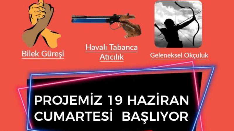 Nevşehir'de Ata Sporlarına İlgi Engel Tanımıyor