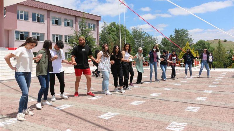 Altınyıldız Kolejinde Bahar Şenlikleri Başladı