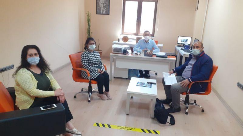 Nevşehir Ticaret Ve Sanayi Odası, TSE Denetiminden Başarıyla Geçti