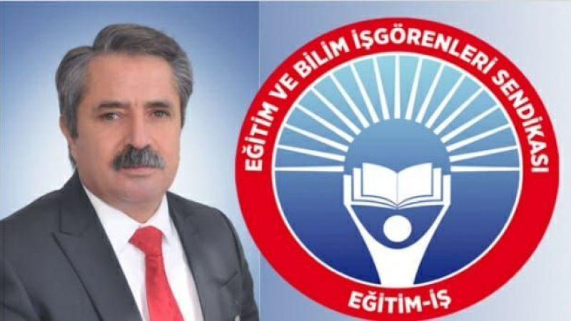 Eğitim-İş Nevşehir Şube Başkanı Demir'den Yıl Sonu Açıklaması