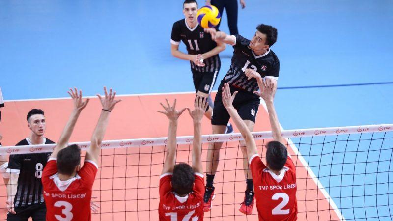 Voleybol Bölgesel Lig Final Müsabakaları Nevşehir'de Düzenleniyor
