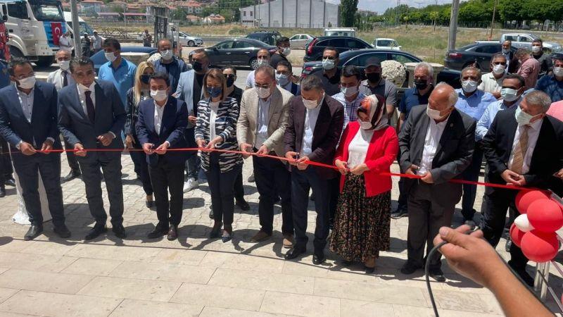Gülşehir Özel Eğitim ve Rehabilitasyon Merkezi'nin Açılış Töreni