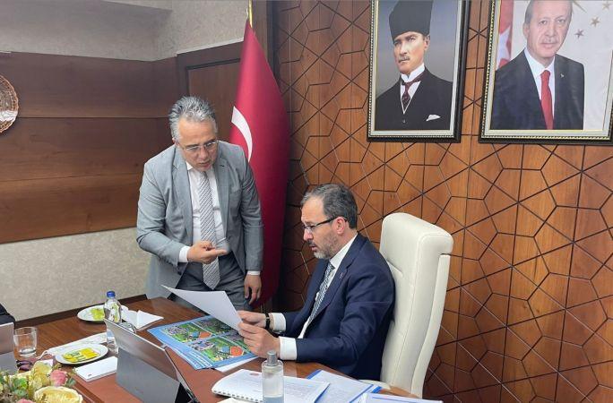 Başkan Mehmet Savran Müjdeleri Açıkladı