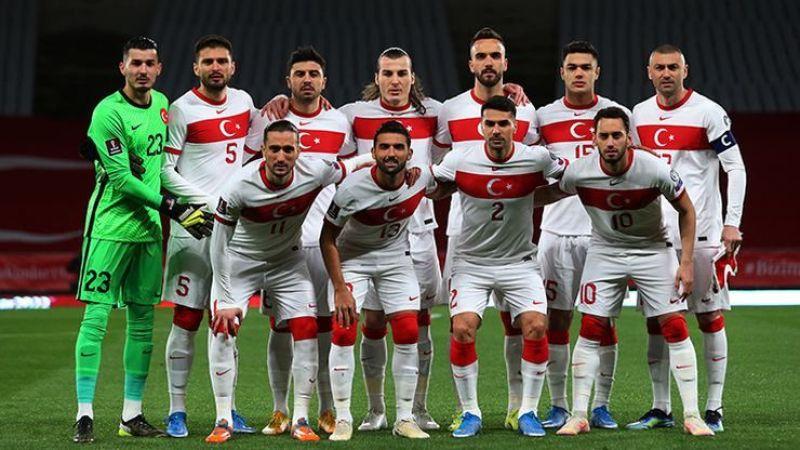 A Milli Futbol Takımı 3 Mağlubiyetle Yurda Döndü