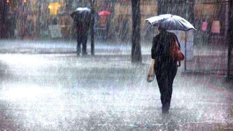 Nevşehir, Kırşehir  ve Yozgat Çevresine Kuvvetli Yağış Uyarısı