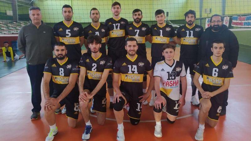 Voleybol Bölgesel Lig Erkekler Final Müsabakalarına Nevşehir Ev Sahipliği Yapıyor