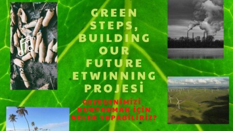 Yeşil Adımlar Geleceğimizi İnşa EdiyorProjesi Etkinlikleri Sona Erdi