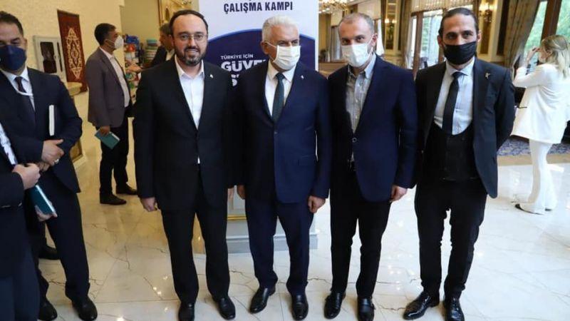 Başkan Kemikkıran Bölge Toplantısına Katıldı