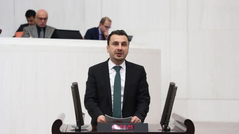 """CHP'li Başevirgen """"Vatandaş Destek Beklerken Cebinden 50 Milyar Lira Daha Çıkacak"""""""
