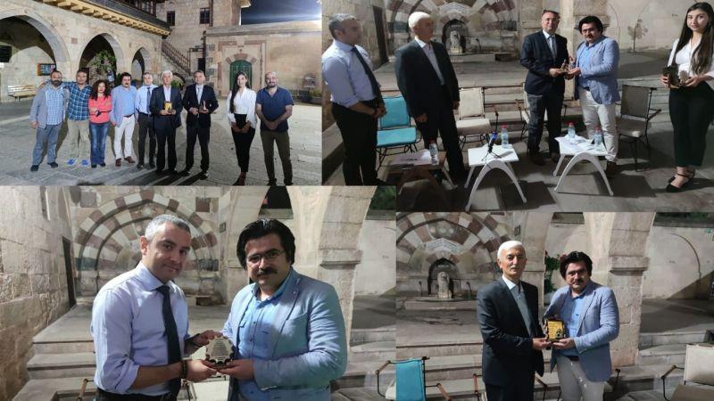 Gülşehir Anadolu Lisesi Hacı Bektaş Veli Yılı Kapsamında Söyleşi Düzenledi
