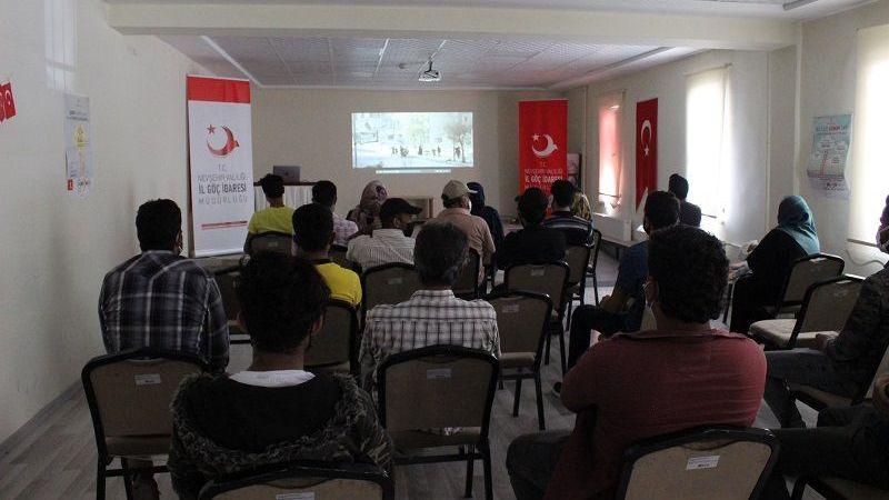 Göç İdaresi İl Müdürlüğü'nde Mülteciler Günü Kutlandı
