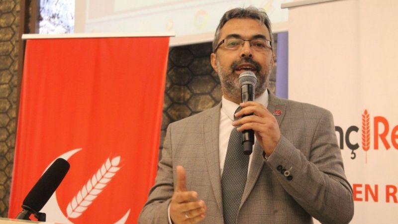Yeniden Refah Partisi'nden Abdurrahman Dilipak'a Sert Tepki
