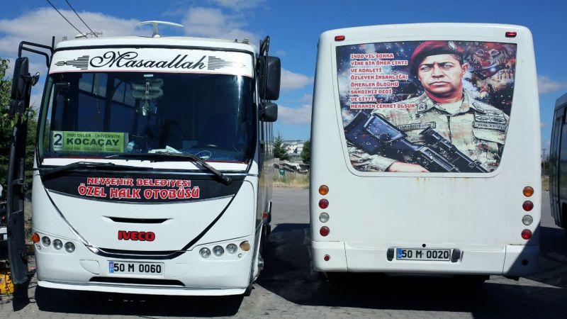 YKS Dolayısıyla Özel Halk Otobüsü Sefer Saatleri Yeniden Düzenlendi