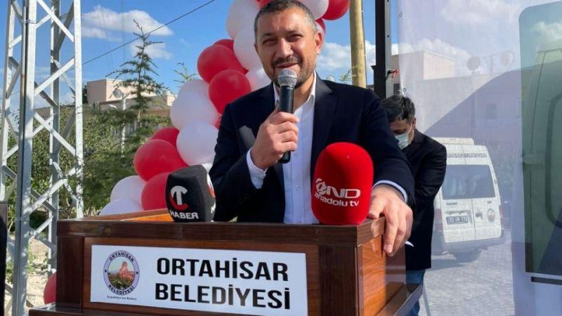 AK Parti Milletvekili Açıkgöz Ortahisar'da Açılışta Konuştu