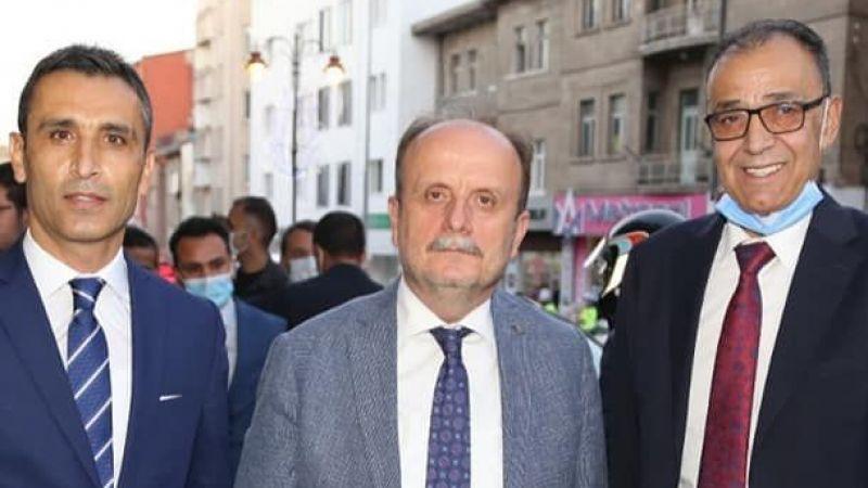 ASKF Başkanından Avcı Nevşehir Spor Yatırımları İçin Teşekkür