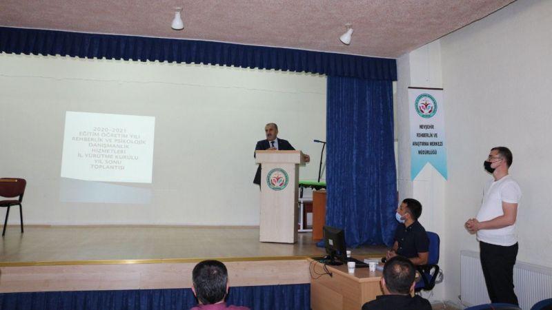 2021-2022 Eğitim Öğretim Yılının Yıl Sonu Değerlendirmesi Yapıldı