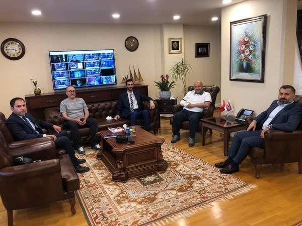 RTÜK Başkanı Şahin'den İnternet Medyasına Destek