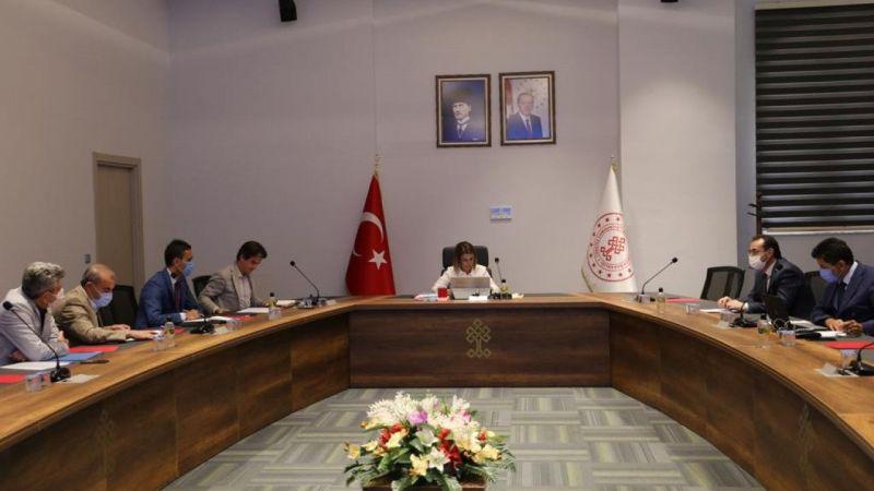 İl Yatırımlar ve Proje Değerlendirme Toplantısı Yapıldı