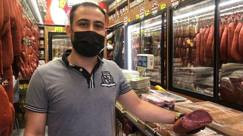 Pandemide Pastırma Yiyemeyen Artık Hiç Yiyemeyecek