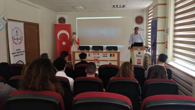 AB Hibeli Projede İlk Ulus Ötesi Toplantı Yapıldı
