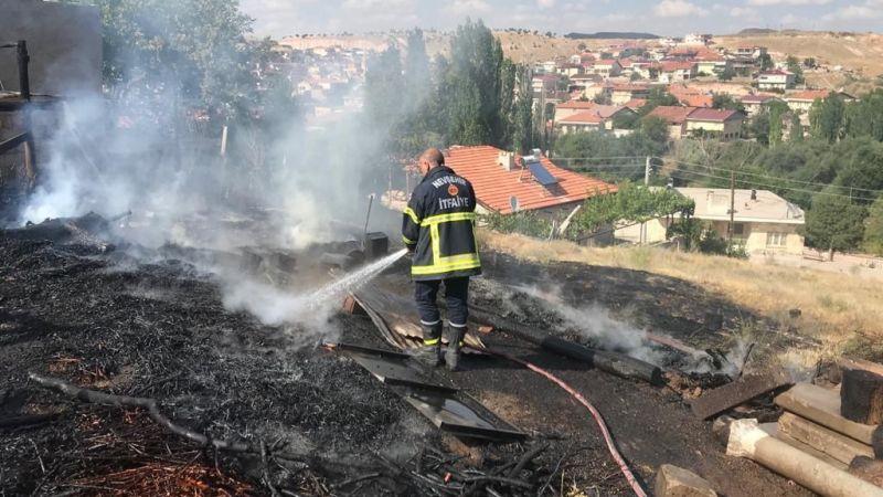 İtfaiye Arazi Yangınları İçin Uyardı
