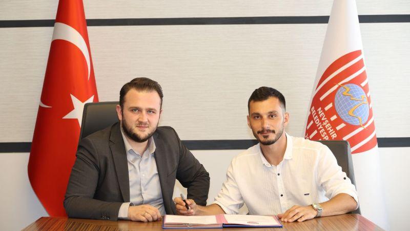 Nevşehir Belediyespor'a Bir Transfer Daha!