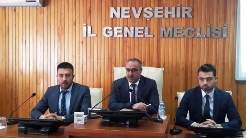 İl Genel Meclisi Toplantıları Başlıyor