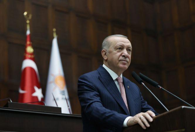 Cumhurbaşkanı Erdoğan CHP'ye Müsilaj Benzetmesi