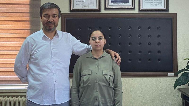 LGS Nevşehir İl Birincisi H.Lütfi Pamukçu Ortaokulu'ndan