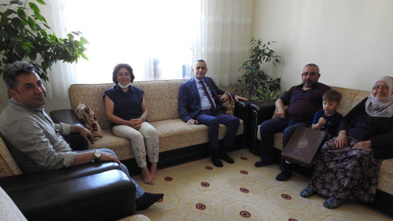 Nevşehir SGK dan Emekli Ziyareti
