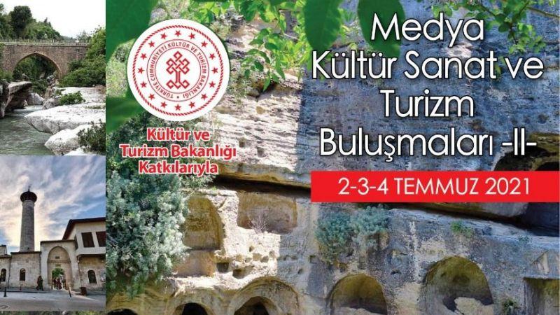 Medya Kültür Sanat ve Turizm Buluşmalarının Yeni Rotası Hatay!