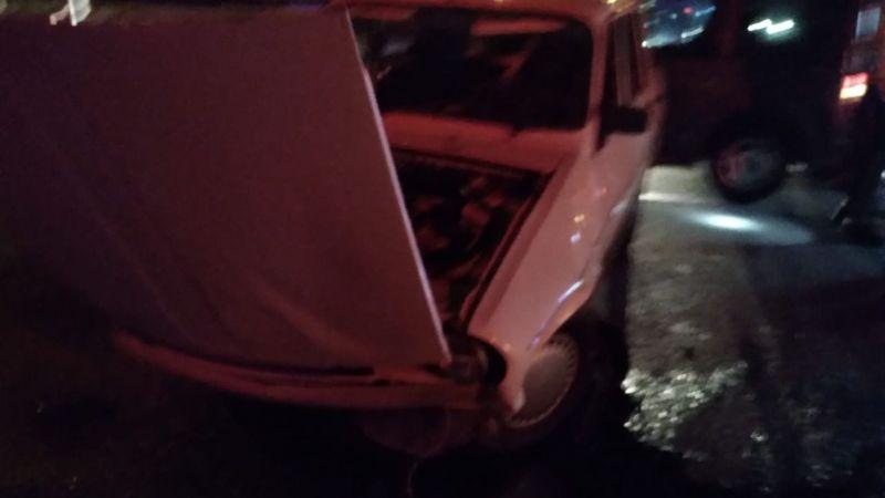 Nevşehir'de Trafik Kazası! 3 Yaralı