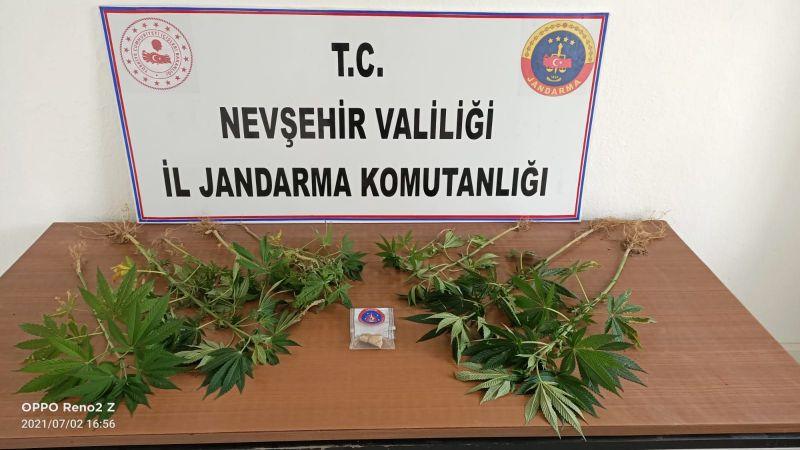 Gülşehir'de Uyuşturucu Ele Geçirildi