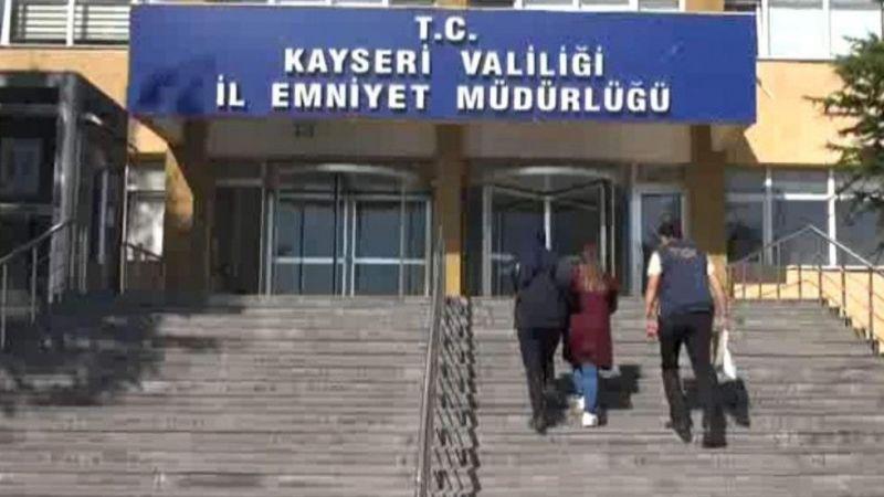 PKK'lı Terörist Komşu İl Kayseri'de Yakalandı